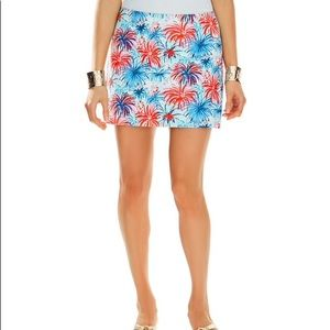 Lilly Pulitzer Tate Skirt in Feelin Sparks